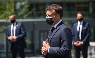 Emmanuel Macron fait de la lecture une «grande cause nationale» (Archives)