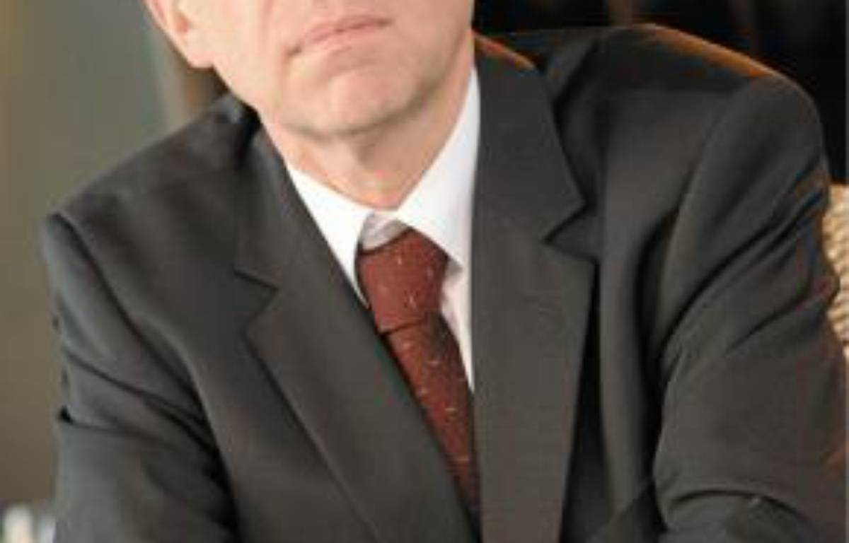 Eric Bedos , nouveau procureurde la République de Nice –  J.C. MAGNENET / ANP