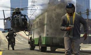 «Grand Theft Auto Online», le mode multijoueurs de «Grand Theft Auto V»