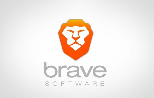 Le logo du navigateur Brave.