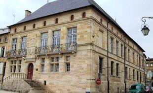 Le tribunal de Bar-le-Duc.