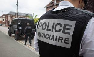 Illustration de la BRI de la police judiciaire. Police nationale