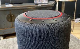La nouvelle enceinte Echo Studio d'Amazon associe puissance et intelligence.
