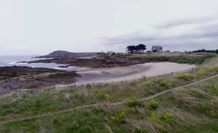 Le corps a été découvert sur la plage du Port-aux-Chevaux à Saint-Briac-sur-Mer.