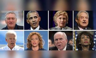 Une dizaine de personnes, dont Barack Obama et Hillary Clinton, ont été visées par des colis suspects.