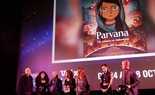 Le Prix du Jury du Festival Voix d'étoiles 2018 a été remis à «Parvana»