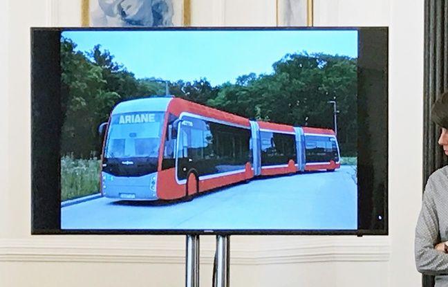 Nice: Faute de ligne de tram jusqu'à l'Ariane, la mairie annonce un bus... sosie