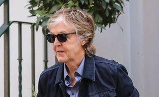 L'ancien Beatle, Paul McCartney