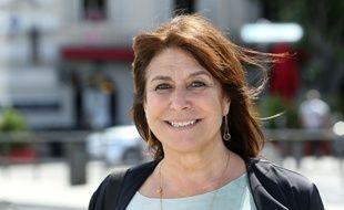 Michèle Rubirola, première femme maire de Marseille, samedi 4 juillet 2020.