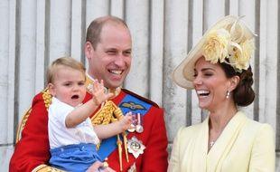 Le Prince Louis a fêté son premier anniversaire en avril dernier