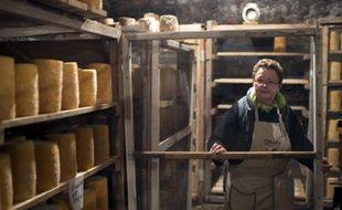 Le nombre de fromagers se réduisant comme peau de chagrin, c'est toute une filière qui va pouvoir profiter du label Artisan.