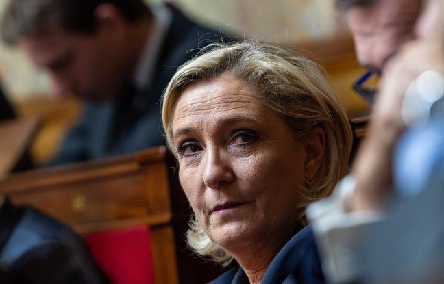 Européennes: Marine Le Pen a choisi sa tête de liste pour conduire le RN