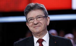 Jean-Luc Mélenchon est l'invité de «L'Emission politique», le 23 fevrier 2017.