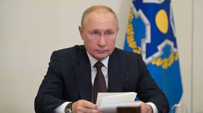 Russie: Vladimir Poutine explique que « plusieurs dizaines de personnes » de son entourage ont le coronavirus