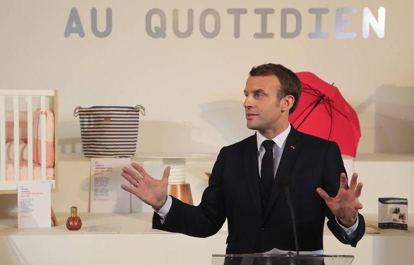 Barrique, moutarde, tracteur… Une grande foire du « made in France » envahit l'Elysée