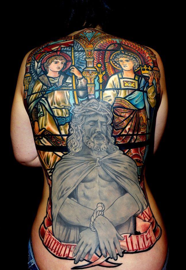 mondial du tatouage: quelles sont les zones du corps les plus