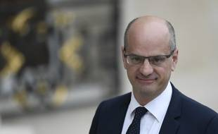 Le ministre de l'Education Jean-Michel Blanquer