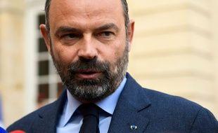Edouard Philippe à Matignon, le 29 avril 2019.