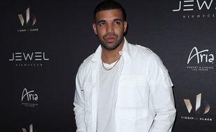 Drake à Las Vegas