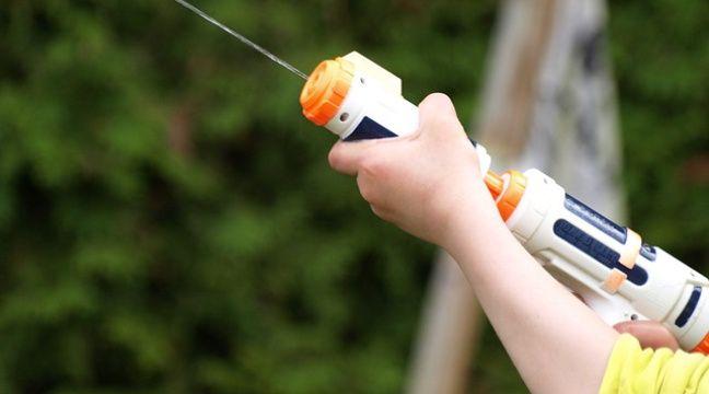 Canet-Plage: Un poste de secours «attaqué» au pistolet à eau, les ... - 20minutes.fr