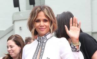 L'actrice Halle Berry