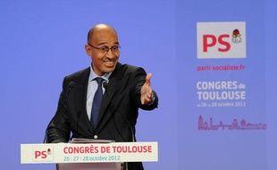 Harlem Désir, dimanche 28 octobre au congrès du PSà Toulouse.
