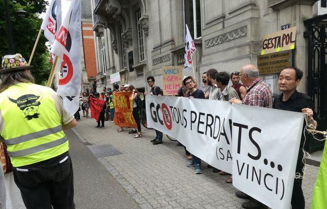 Strasbourg: Le tribunal donne raison aux anti-GCO et annule le permis d'aménager du viaduc de Kolbsheim