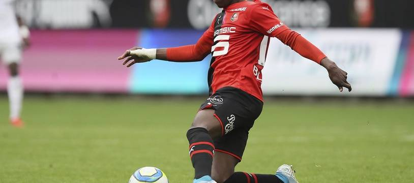 Eduardo Camavinga est sous contrat avec le Stade Rennais jusqu'en 2022.