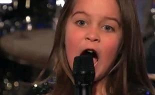 Aaralyn O'Neil, 6 ans, a fait sensation, lors de l'émission «America's got Talent»