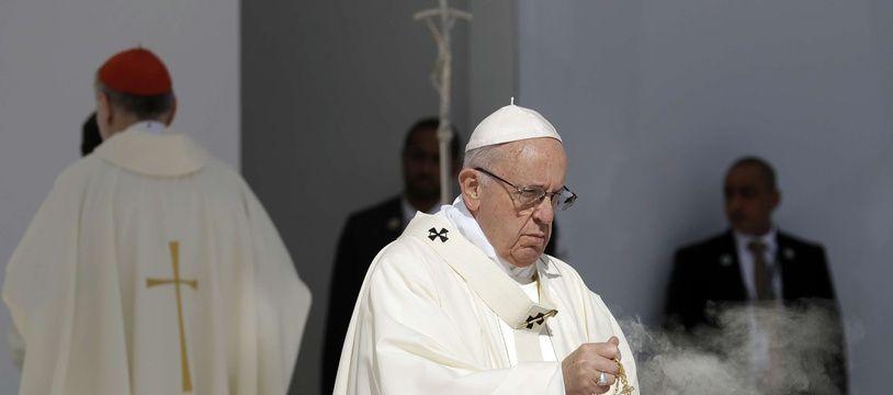 Le pape François, le 5 février 2019.