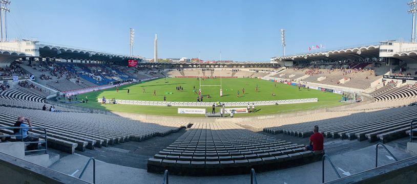 Le stade Chaban-Delmas.