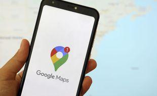 Comment calculer une distance de 20 kilomètres à vol d'oiseau avec Google Maps