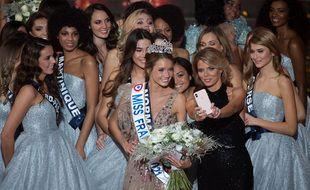 L'élection de Miss France 2021, le 20 décembre 2020.