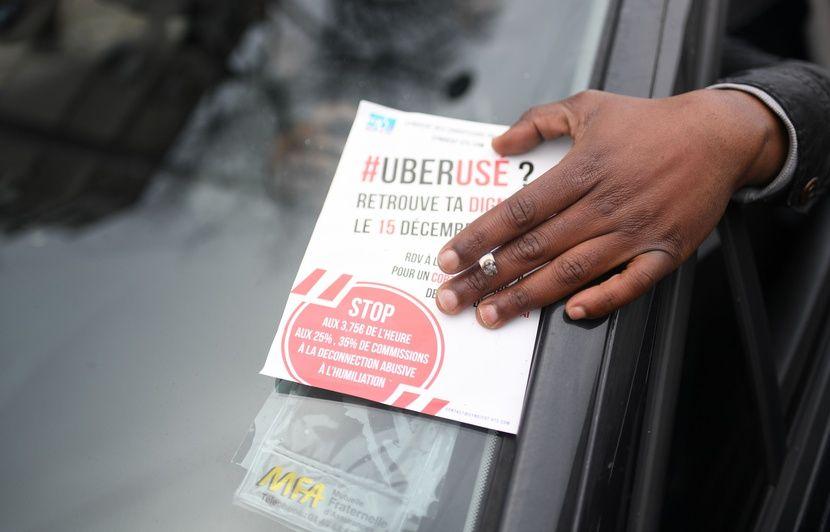 Vtc en colère trêve dans l action anti uber des chauffeurs
