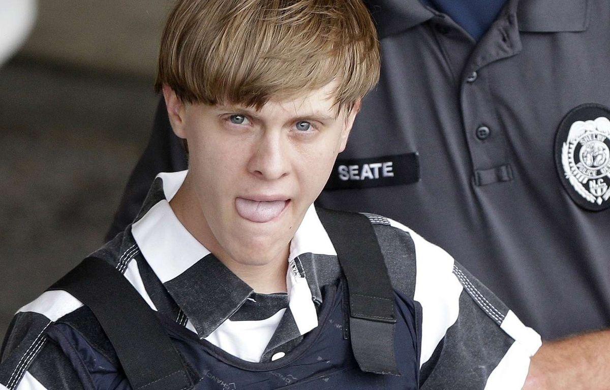 L'auteur de la tuerie de l'église de Charleston, Dylann Roof, le 18 juin 2015. – C. Burton/AP/SIP