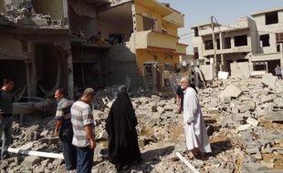 Les Irakiens exprimaient leur colère dimanche au lendemain d'une vague d'attentats revendiquée par Al-Qaïda ayant fait 74 morts pendant les fêtes de la fin du ramadan, dénonçant l'incapacité des autorités à préserver l'Irak de troubles meurtriers