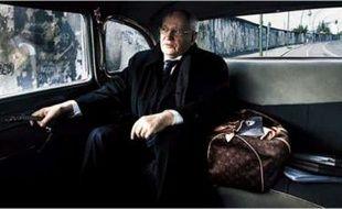 Mikhaïl Gorbatchev dans la nouvelle publicité Vuitton.