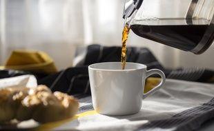 Le café filtre contient beaucoup plus de caféine qu'un expresso.
