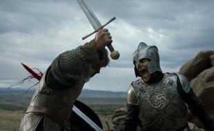 Combat sanglant issu du nouveau trailer de la saison 6 de «Game of Thrones»