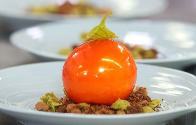 Le dessert de Jérémie.