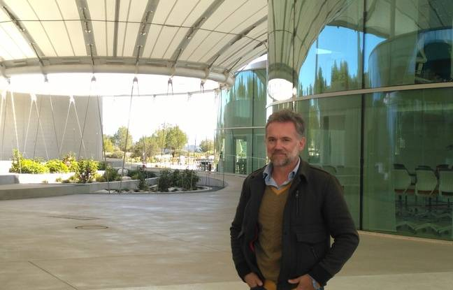 Olivier Mathiot, président non exécutif de The Camp, le campus de l'innovation à Aix-en-Provence