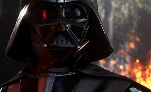 Dark Vador dans Star Wars Battlefront