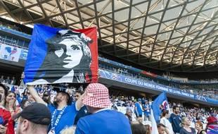 Les Bleues peuvent compter sur un soutien jamais vu auparavant.