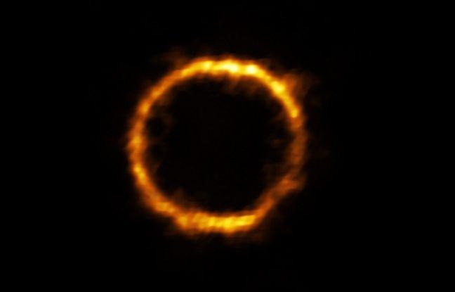 Astronomie: Une galaxie ressemblant à la Voie lactée identifiée à 12milliards d'années-lumière