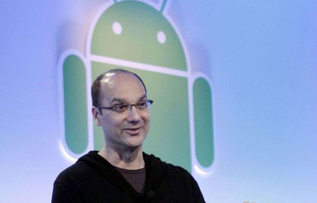 Le co-fondateur d'Android, Andy Rubin, a quitté Google en 2014.