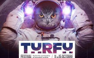 Affiche du Turfu festival
