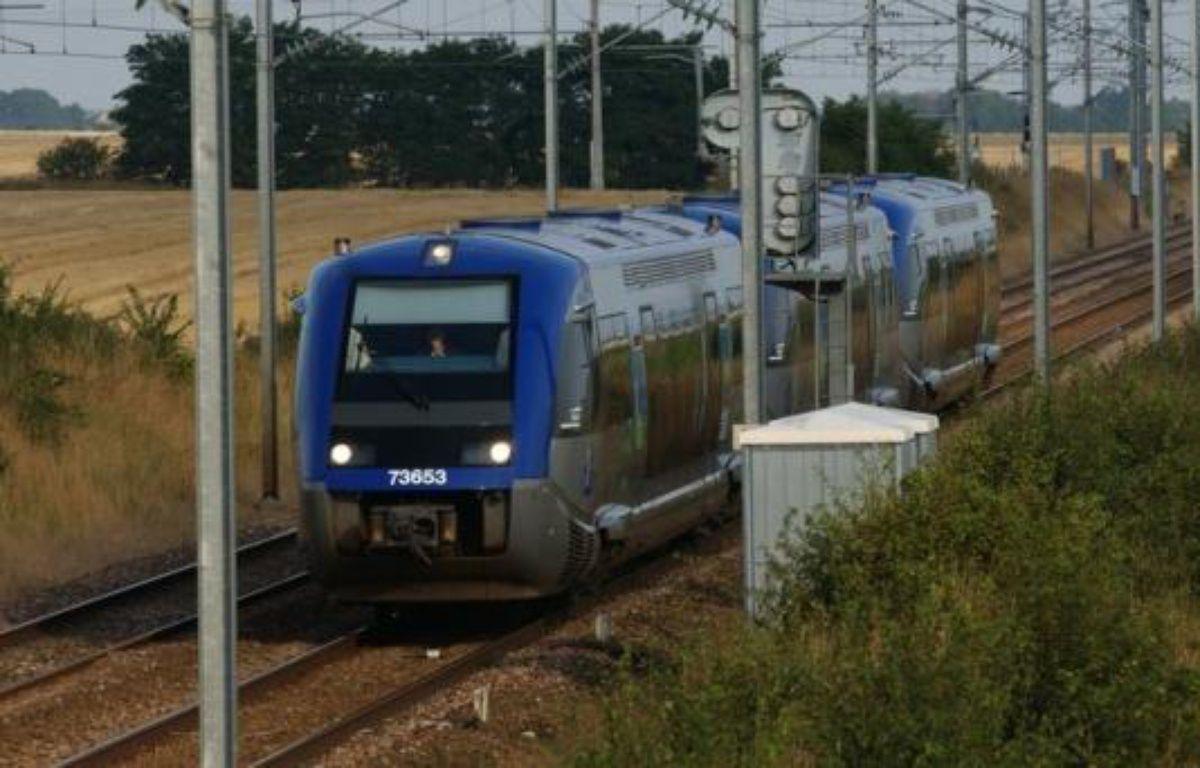 Le trafic SNCF en Auvergne a été perturbé vendredi en raison d'un mouvement de solidarité à l'égard d'une contrôleuse qui a été violée jeudi soir sur la ligne TER reliant le Puy-en-Velay à Saint-Etienne, a-t-on appris de source judiciaire, confirmant une information du site de La Montagne. – Mychele Daniau afp.com