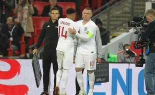 Wayne Rooney dit adieu à l'Angleterre après une dernière sélection en forme de cadeau.