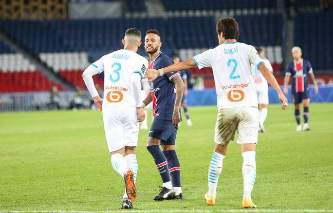 PSG : Un média espagnol diffuse une lecture labiale d'insultes racistes de Neymar envers Sakai