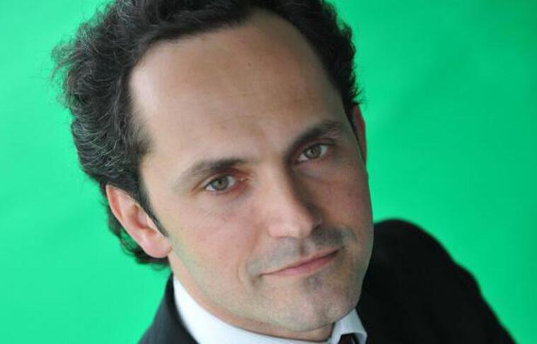 Frédéric Lanoë, directeur de EDP France, quatrième opérateur éolien en France.